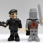 Character Building Mini Figures Series 1 Review