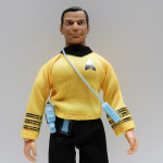 Star Trek Retro Cloth Captain Kirk Figure Review