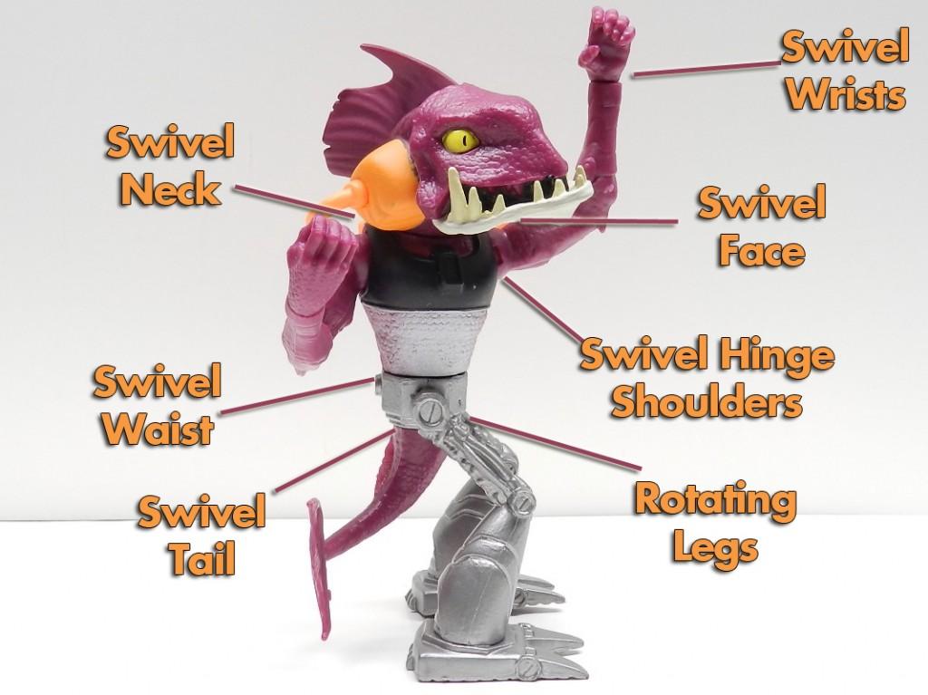 TMNT Nick Figure
