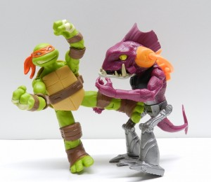 Fishface Figure Fight