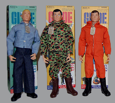 50th Anniversary GI Joe Reproductions