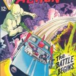 Comic Review: Captain Action #2 DC 1968