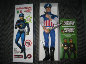 Captain Italian