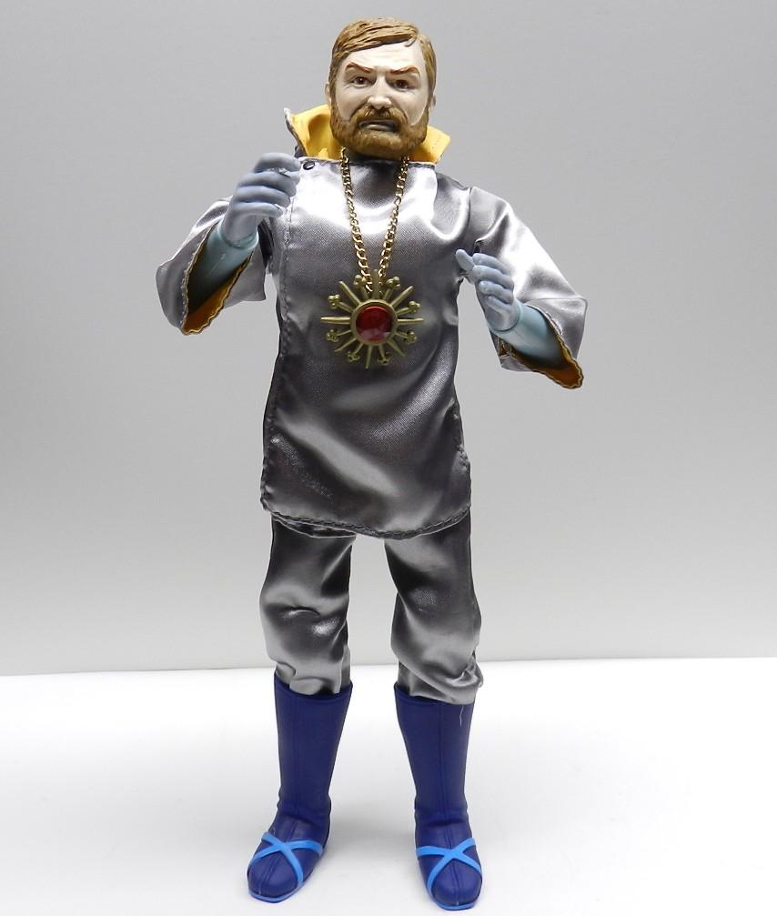 1//6th Scale Captain Action Dr Evil Outfit Jacket /& Pants