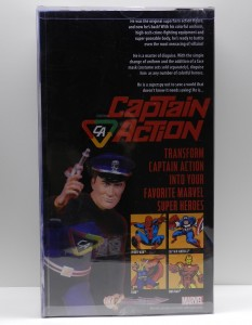 Captain Action package