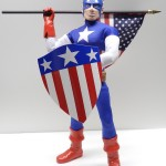 Captain Action Captain America Deluxe Costume Review