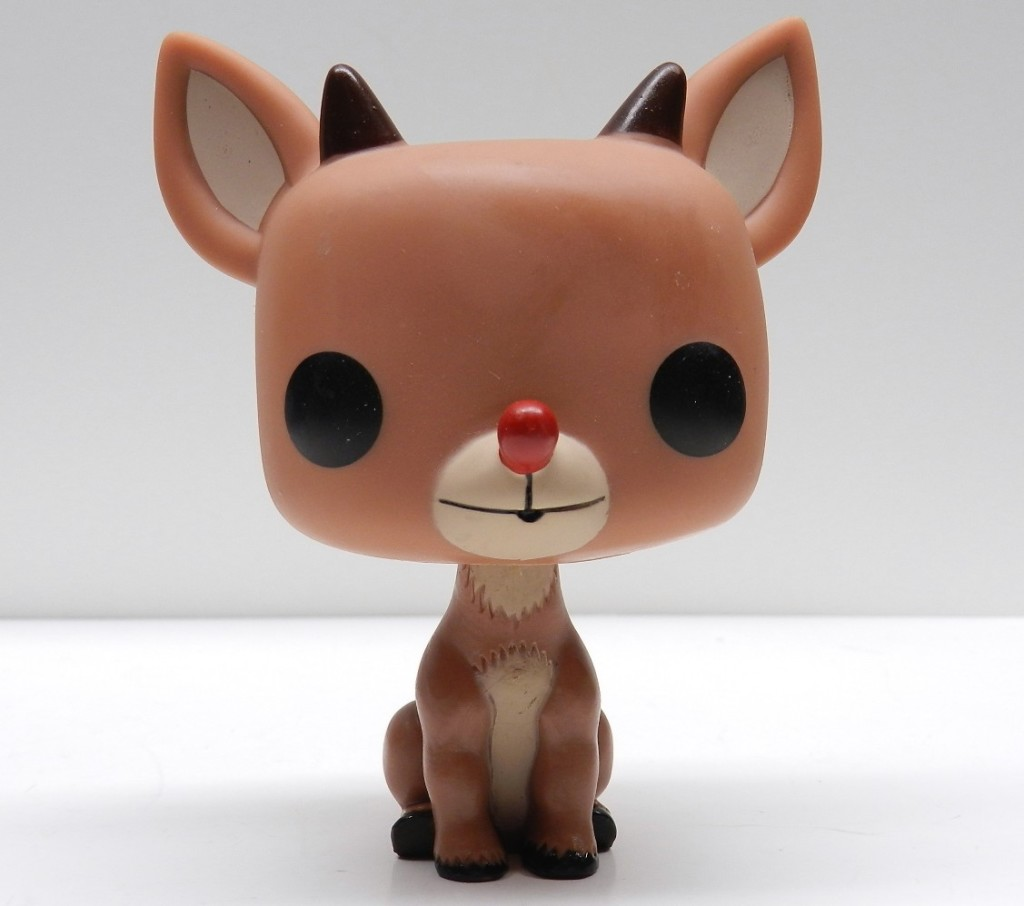 Funko Rudolph Review