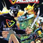Comic Review: Captain Action #0 Moonstone 2008