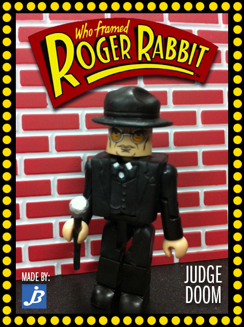 Custom Creations Corner: Roger Rabbit Minimates | Infinite Hollywood
