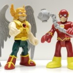 Imaginext Hawkman and Flash Review