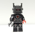 Lego Minifigures Series 8 Robot Review