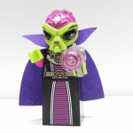 Lego Minifigs Series 8 Alien Review