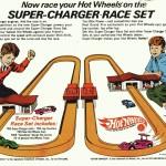 Classic Comic Ad: Hot Wheels Race Track