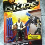 GI Joe Retaliation Joe Colton Figure Review