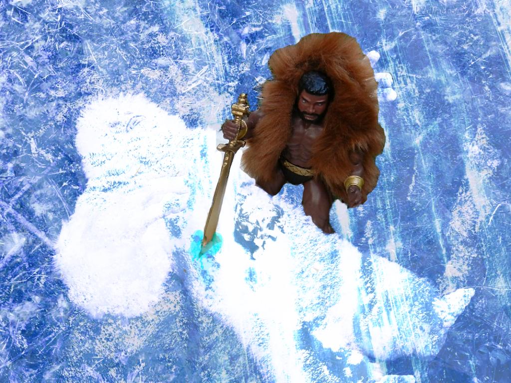OLD Ice Warrior