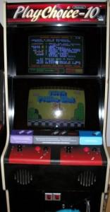 Super Mario 3 in an Arcade Machine... 1990 Heaven.