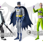 Mattel Adam West Batman Figures Revealed