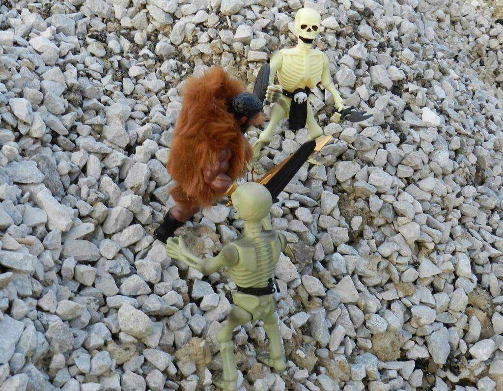 Ray Harryhausen Skeleton