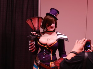 Borderlands Moxxie Cosplay