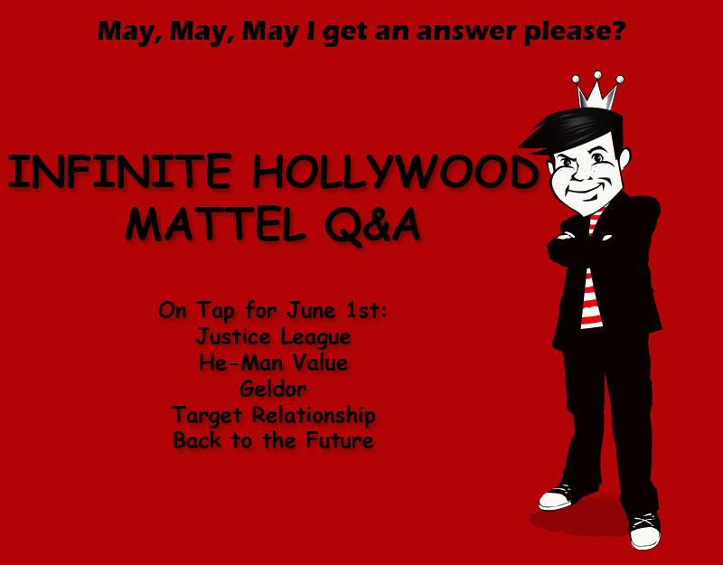 Ask Mattel