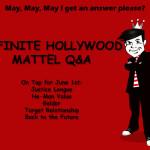Mattel Q&A: May 1st, 2013