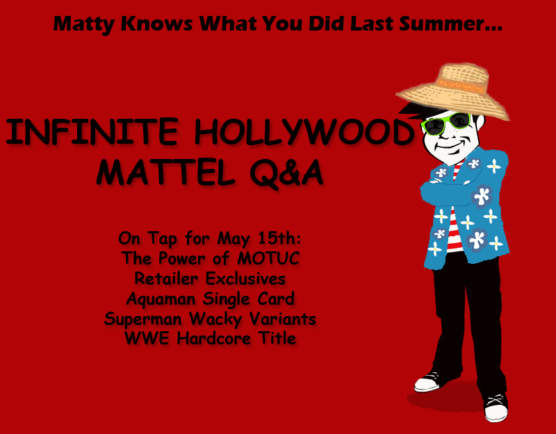 Ask Matty Summer Edition