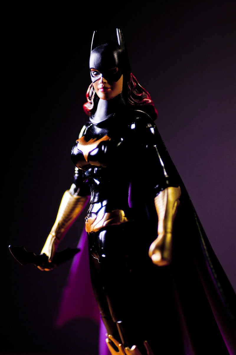New 52 Batgirl Figure Review Infinite Hollywood