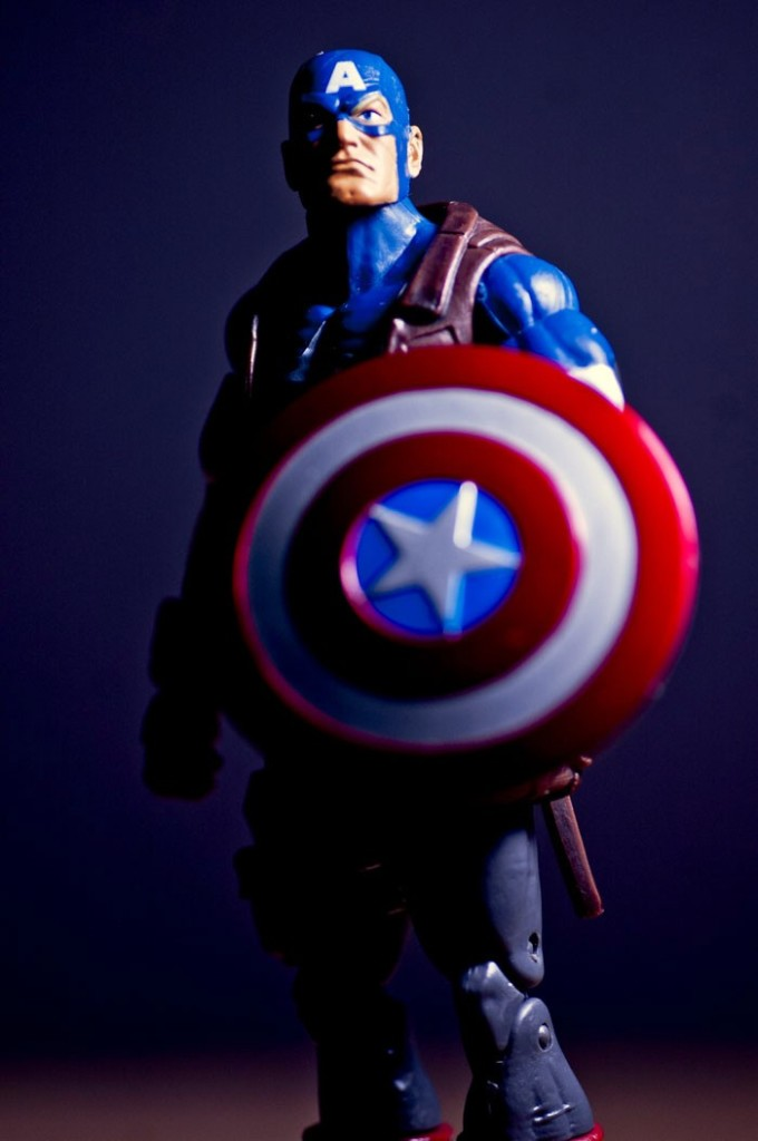 Marvel Legends Ultimate Cap