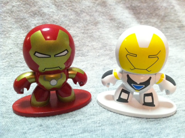 Iron Man 3 Armors