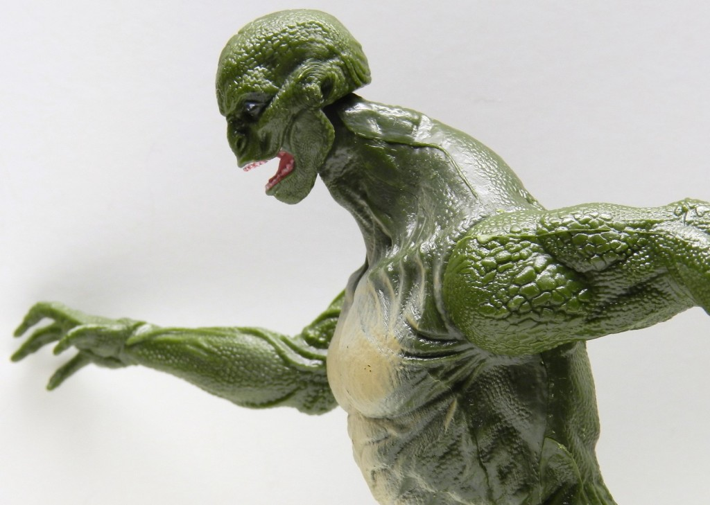 Amazing Spider-Man Lizard Toy