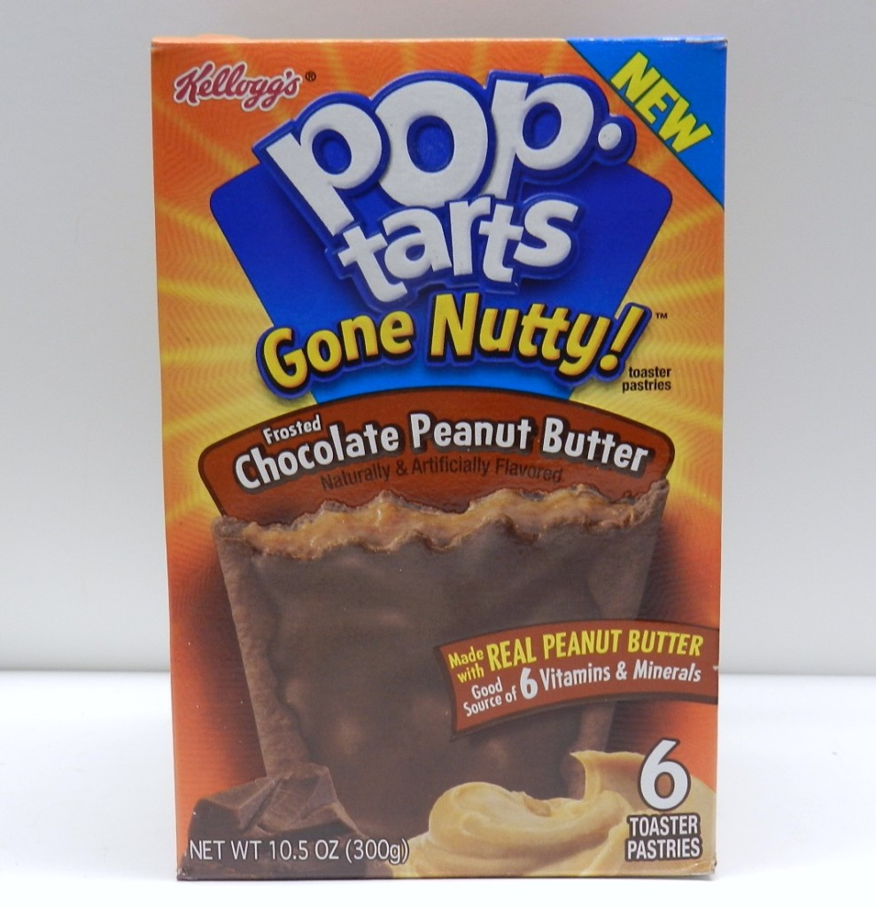 Pop Tarts Gone Nutty Review