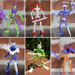 ModiBot Action Figure Kickstarter