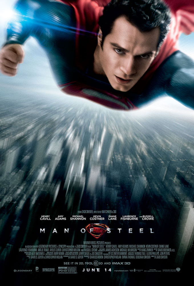 Superman movie review