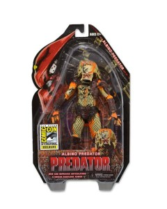 PredatorAlbino