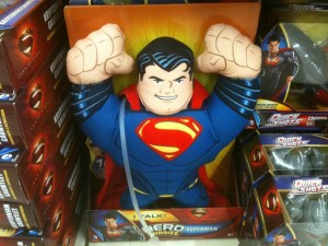 Superman doll