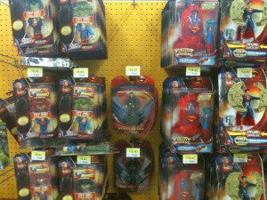 Walmart Man of Steel