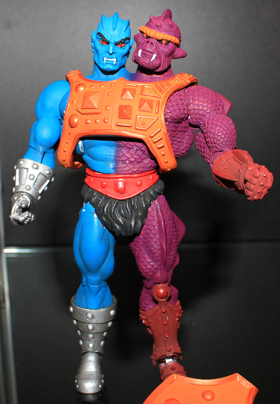 Masters of the Universe MOTU Two-Bad Two Bad Action Figure