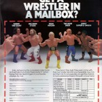 Classic Comic Ad: WWF LJN In The Mail