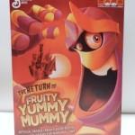 Infinite Cuisine: Fruity Yummy Mummy Cereal Review