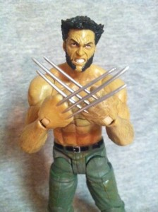 Marvel Select The Wolverine Review