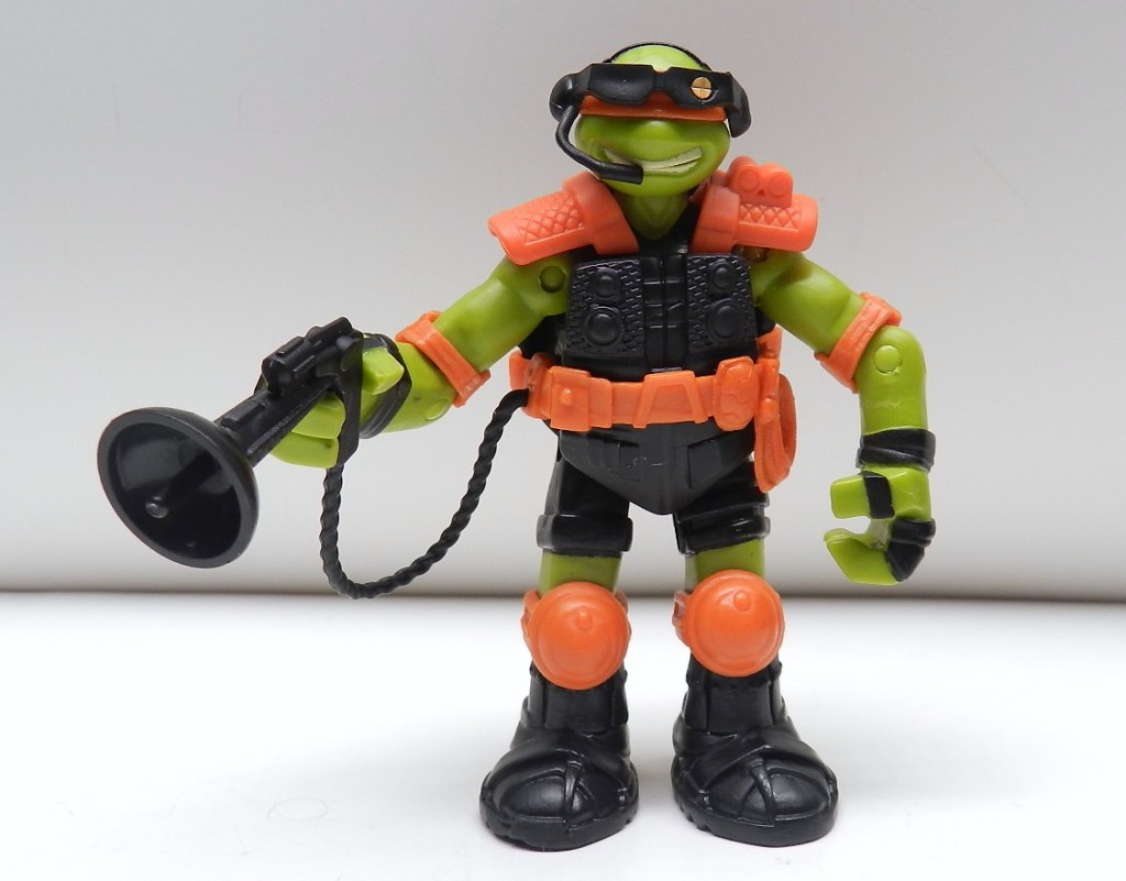 Ninja Turtle Stealth
