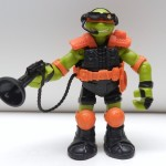 Stealth Tech Michelangelo Figure Review