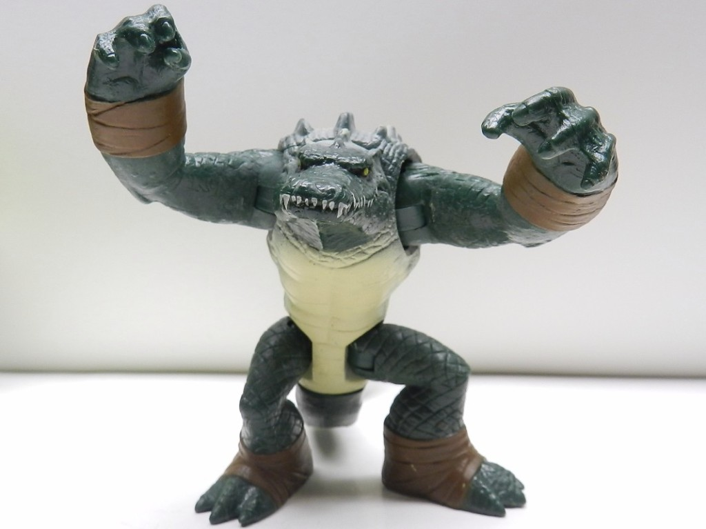TMNT Leatherhead figure review