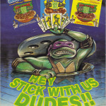 TMNT Shreddies Cereal