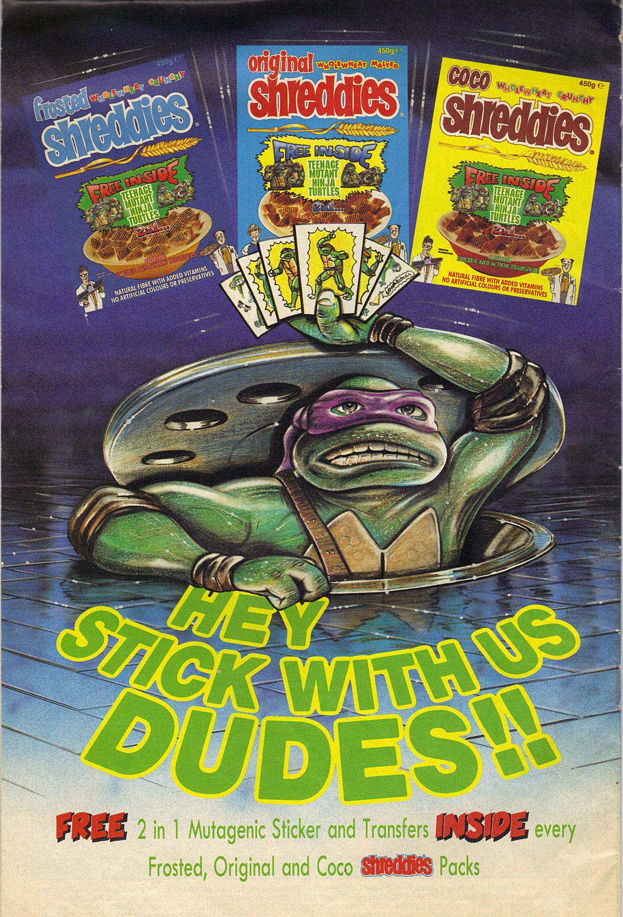 tmnt shreddies cereal infinite hollywood