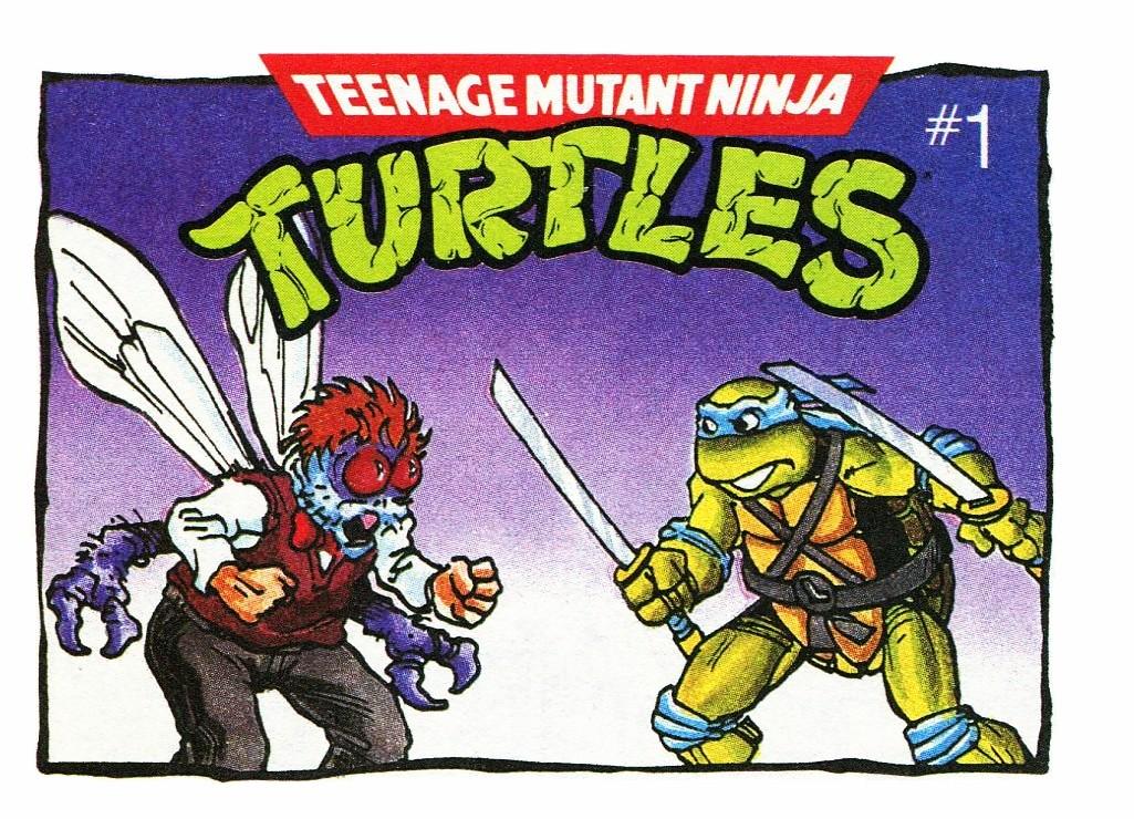 Ninja Turtle Cereal