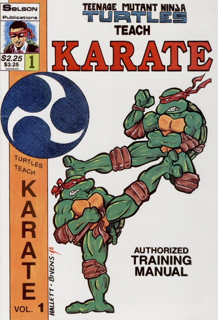 Ninja Turtle Karate