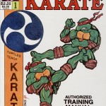 Ninja Turtle Karate Manuals