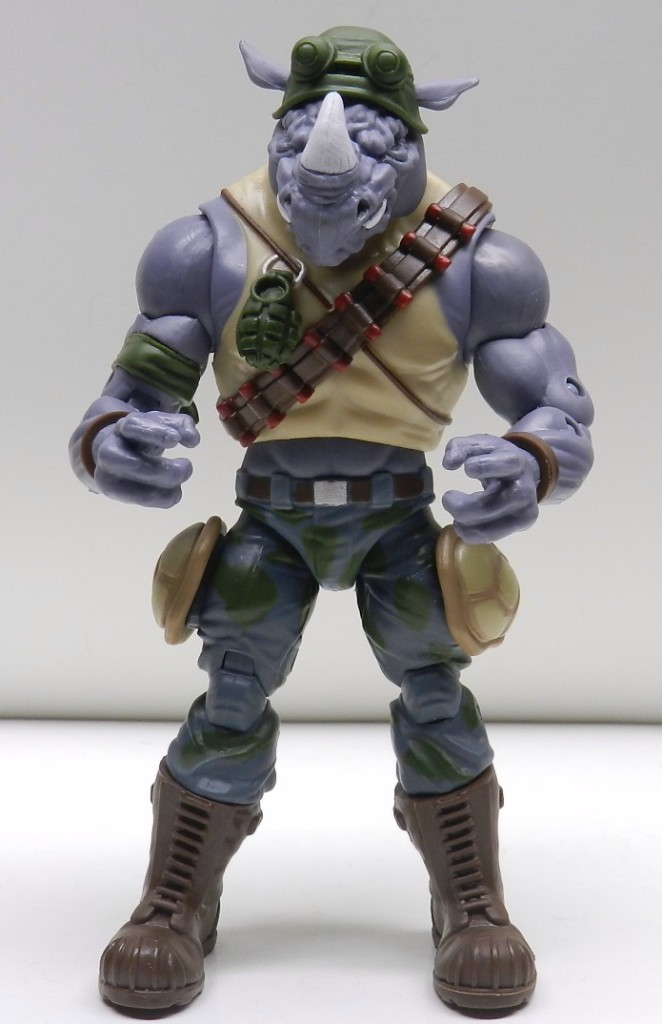 Rocksteady Figure Review