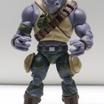 TMNT Classics Rocksteady Figure Review